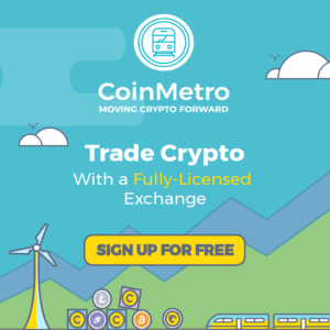 CoinMetro Crypto Exchange Signup - Fully Licensed_Small Square